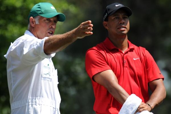 Tiger Woods Steve Williams 600