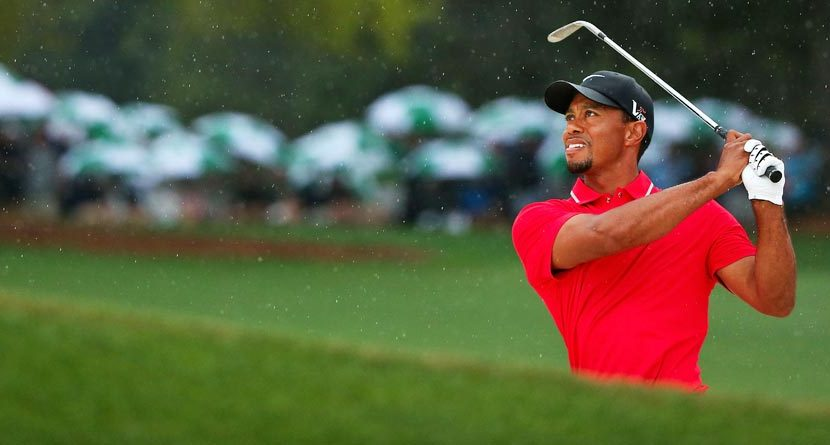 Tiger Woods' Masters Plan