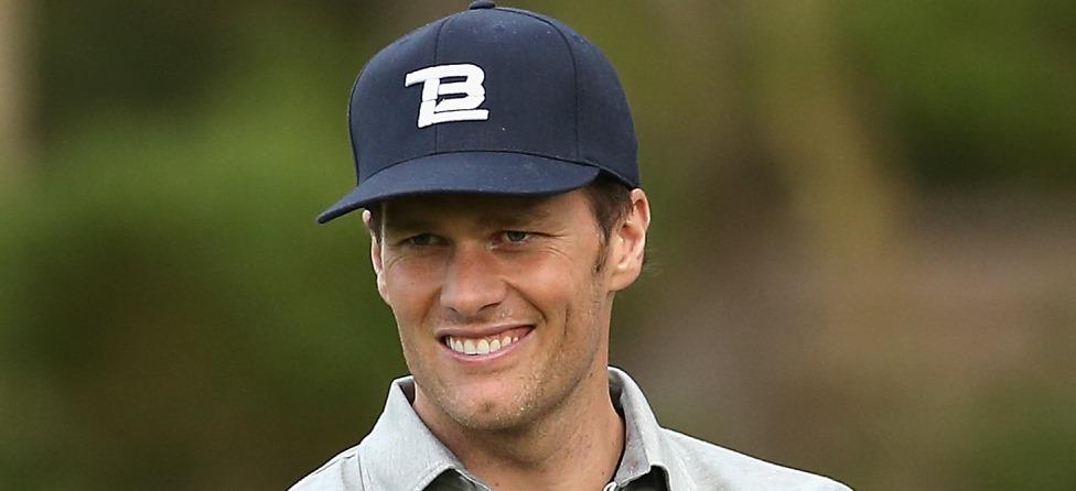 Tom Brady Tries Skeet Shooting with Golf Clubs, Chunks It