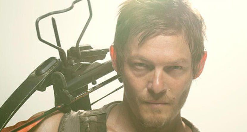 Daryl's Golf Swing is Dead On in 'Walking Dead'