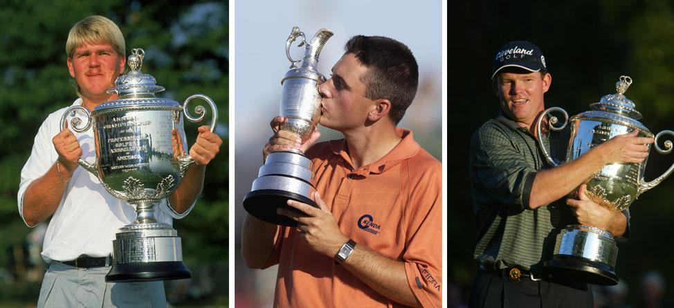 Golf's Greatest Cinderella Stories