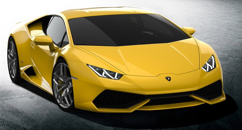 Lamborghini's Newest Ride, the Huracan, Is 'Revolutionary'