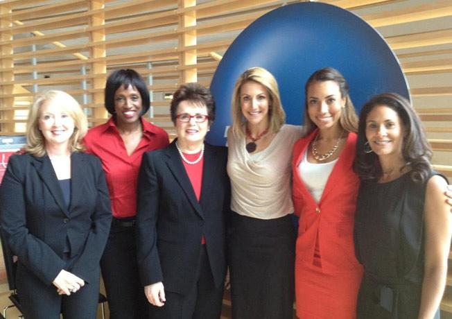 NCAA Title IX with Billie Jean King