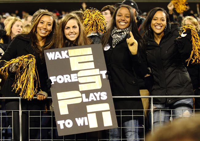 Wake Forest Game