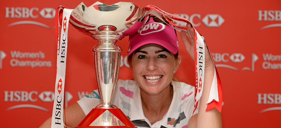 Paula Creamer Wins in Dramatic Fashion