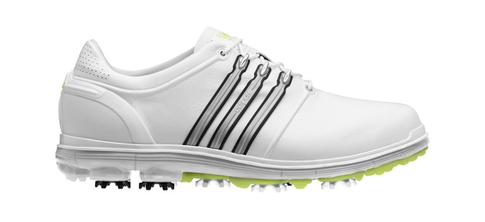 adidas Golf Innovations: Pure 360 Shoe 'Most Comfortable Ever'
