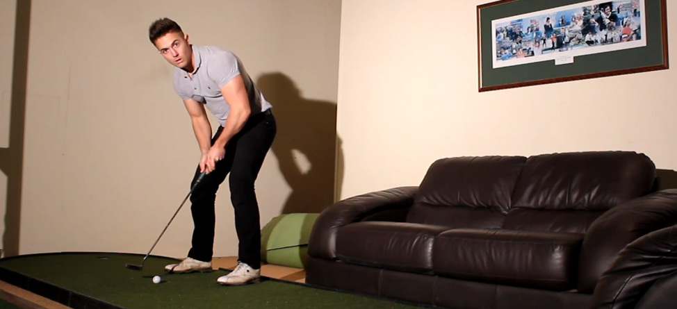 Brilliant Putting Impressions Will Leave You In Stitches