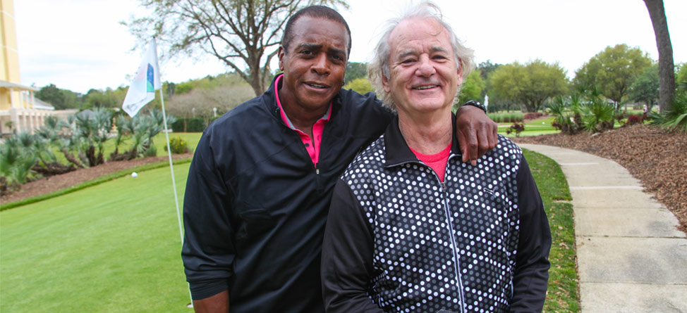 AHMAD RASHAD: Behind the Scenes With Bill Murray