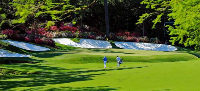 2014 Masters Hole of the Day: Augusta's No. 13