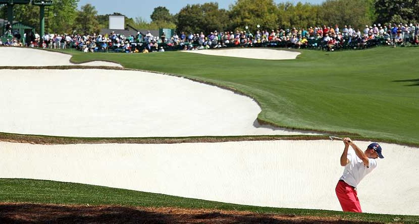 2014 Masters Hole of the Day: Augusta's No. 18