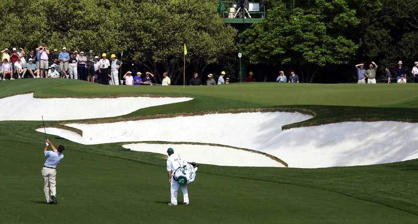 2014 Masters Hole of the Day: Augusta's No. 1