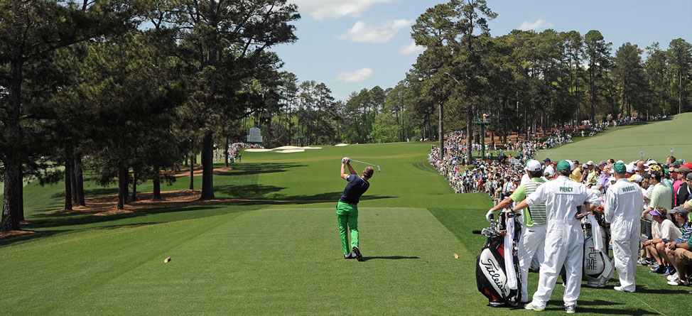 2014 Masters Hole of the Day: Augusta's No. 3
