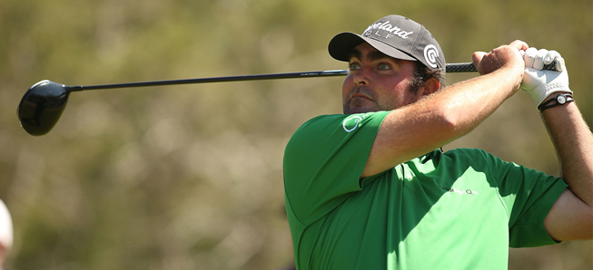 Steven Bowditch Breaks Spectator's Nose With Hooked Drive