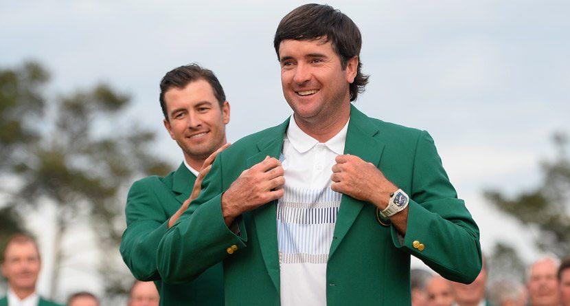 Masters 2014: Bubba Watson Wins Second Green Jacket