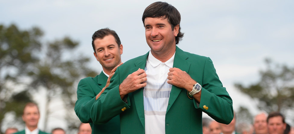 Masters 2014: Bubba Watson Wins Second Green Jacket