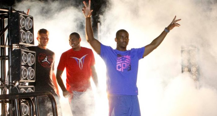 jordan brand athletes