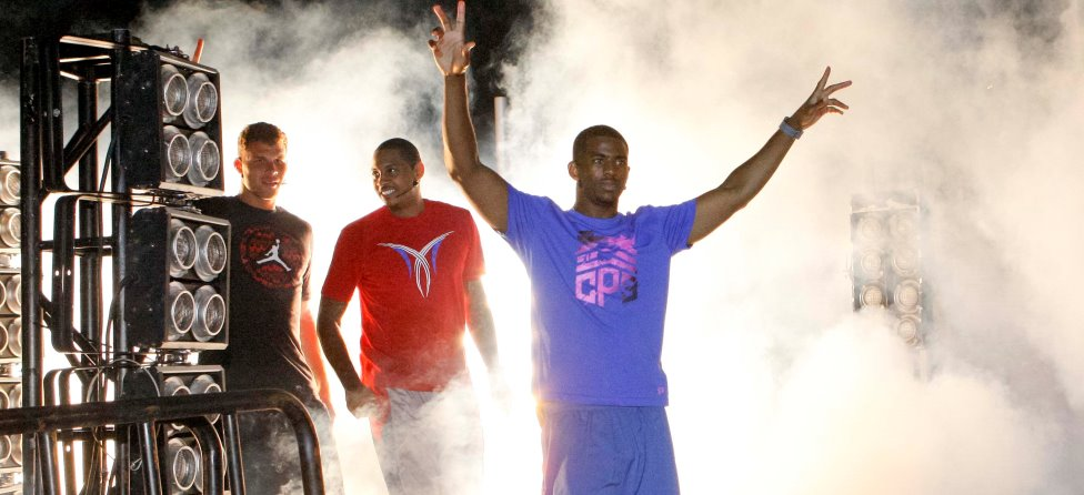 Top 9 Jordan Brand Athletes