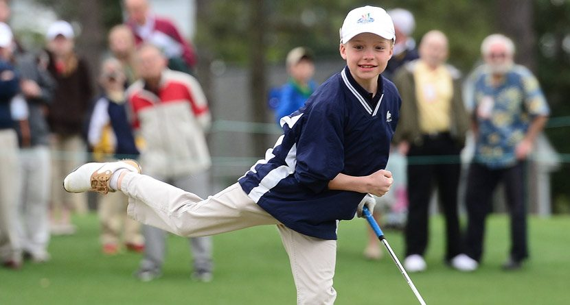 Drive, Chip & Putt Event Brings Youth Movement To Augusta