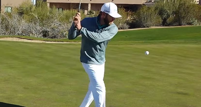 Graham DeLaet Challenges Fans To Juggle Like Him