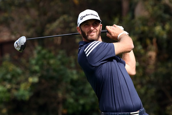 Dustin Johnson 600
