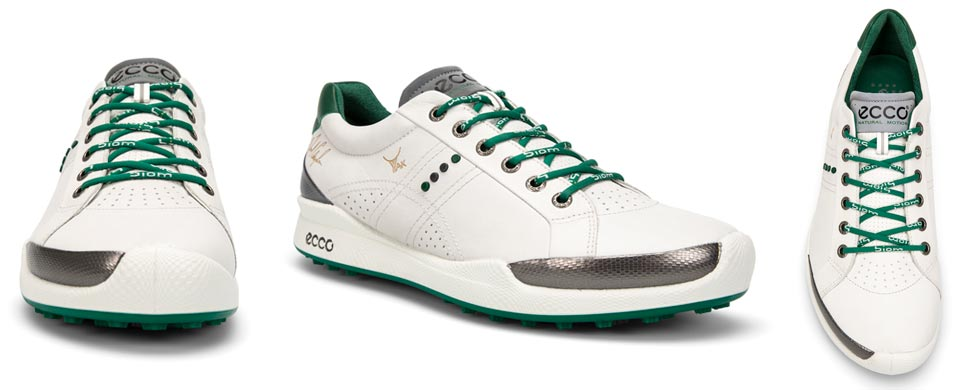 ECCO Releases Limited Edition Fred Couples Shoe