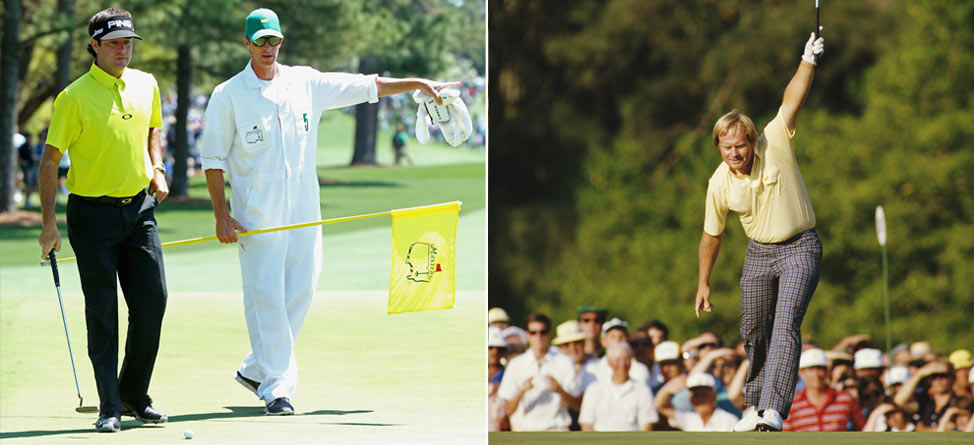 The Fringe: The Masters Daily Blog