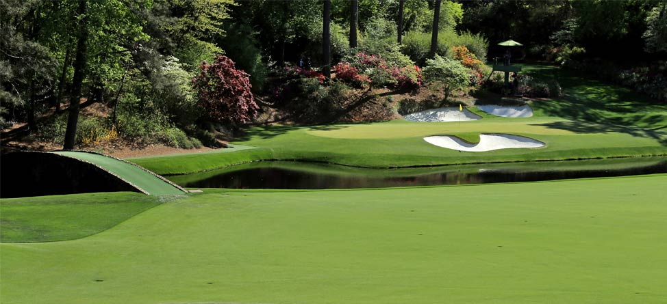 2014 Masters Hole of the Day: Augusta's No. 12