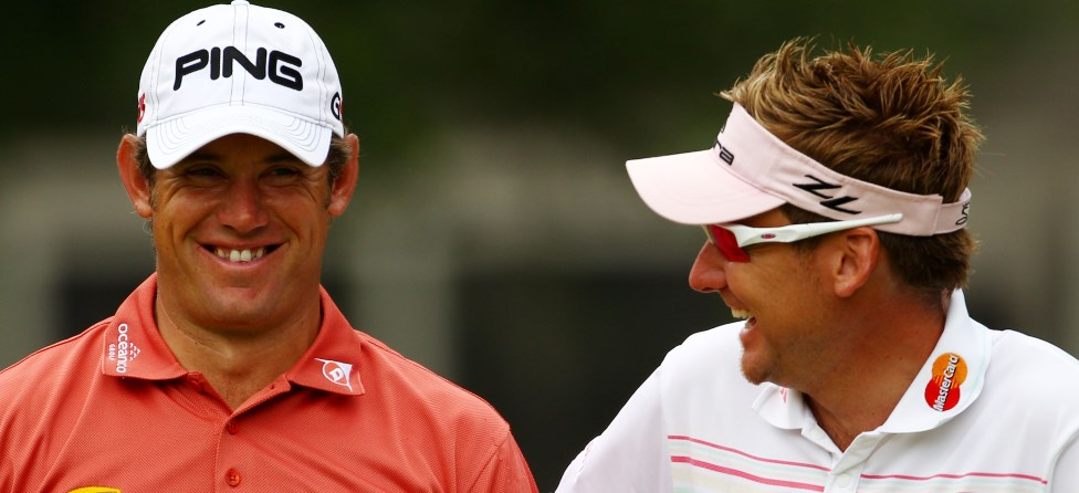 Ian Poulter vs. Lee Westwood: Twitter War for the Ages
