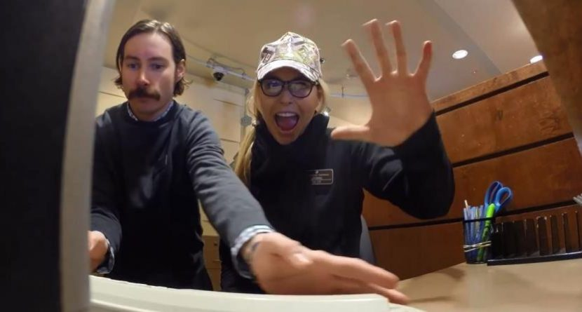Lindsey Vonn Goes Undercover in Her Hometown