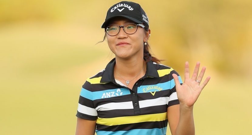 17-Year Old Lydia Ko Among Time's 100 Most Influential