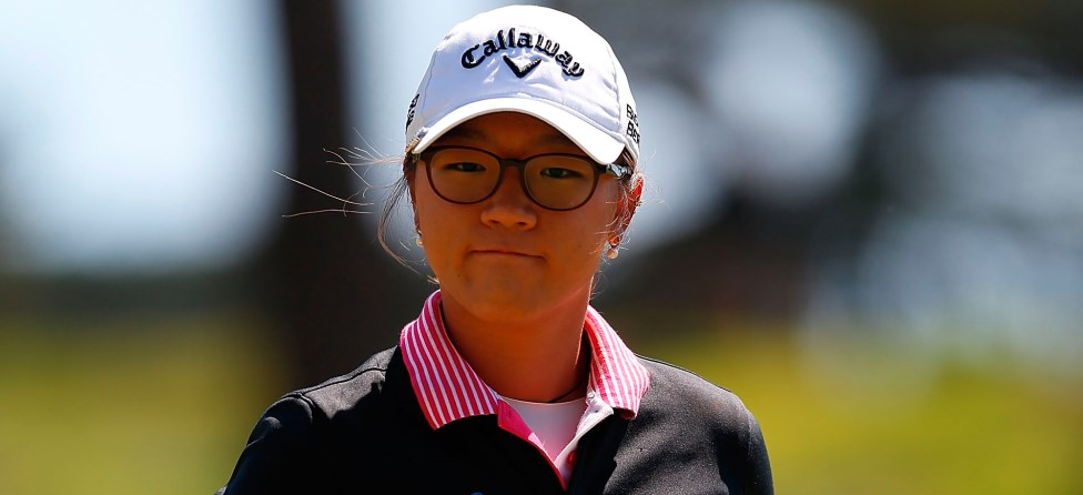 Lydia Ko Says Thanks With Chocolate