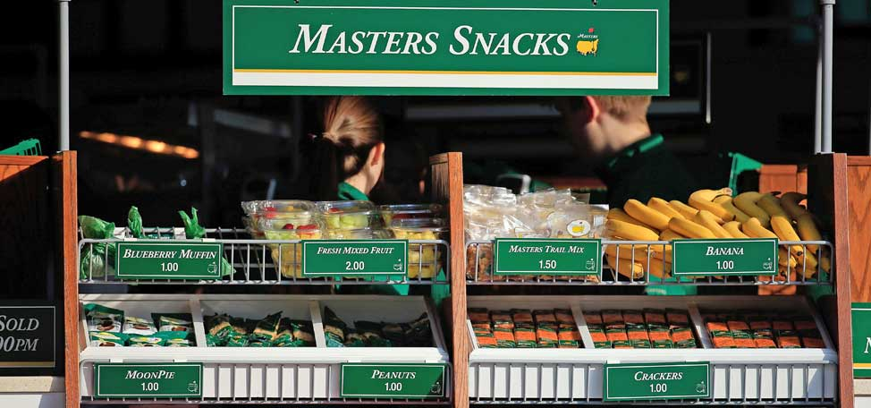 Man On A Mission: How I Ate My Way Through Augusta