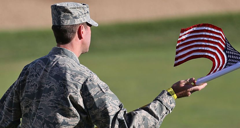 Troops Spice Things Up with Loudmouth Apparel