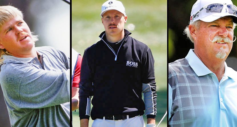 Movember: Ranking The 11 Best Mustaches In Golf