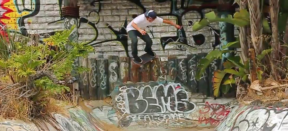 Skaters Shred Abandoned Mini Golf Course