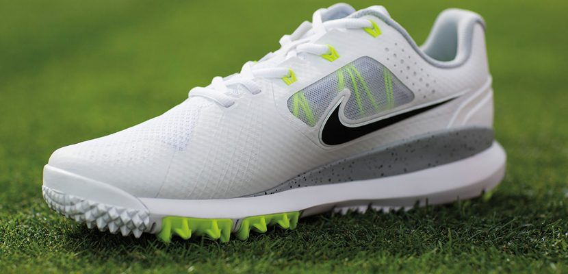 Nike Golf Releases New TW' 14 Mesh Golf Shoe