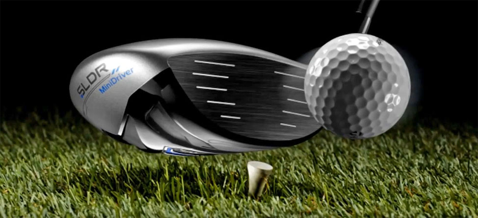 TaylorMade Releases SLDR Mini Driver