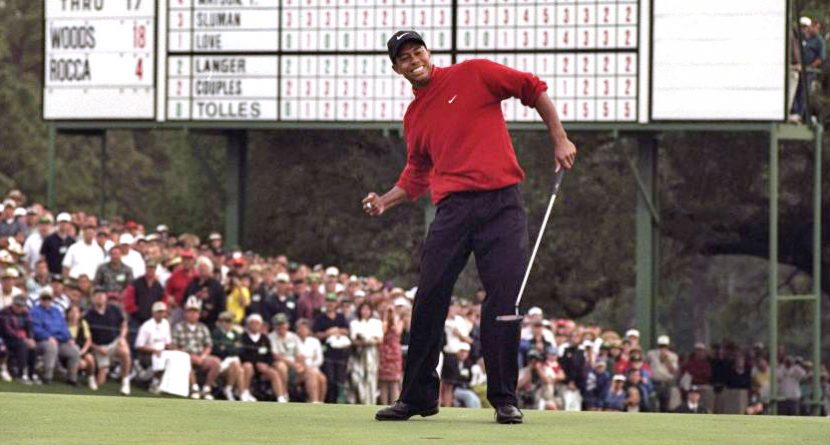 The Masters: Top 9 All-Time Performances