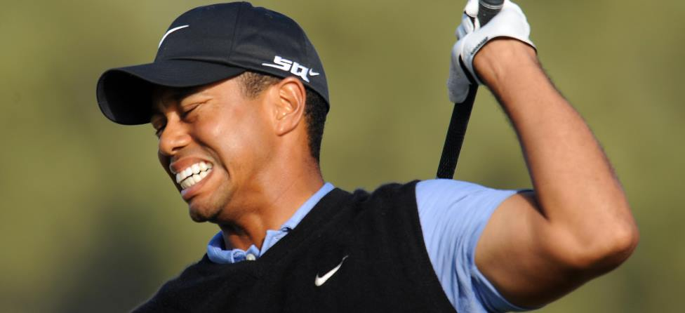 Another Injury Keeps Tiger Woods Out of Another Major