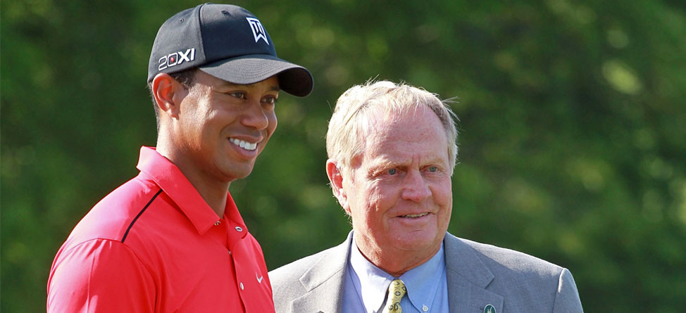 Jack Nicklaus: 'Tiger Can Still Break My Record'