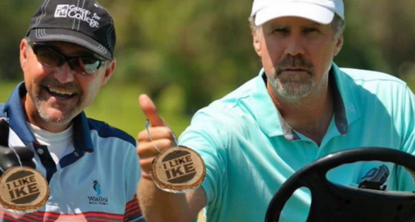 Masters Thoughts with Will Ferrell