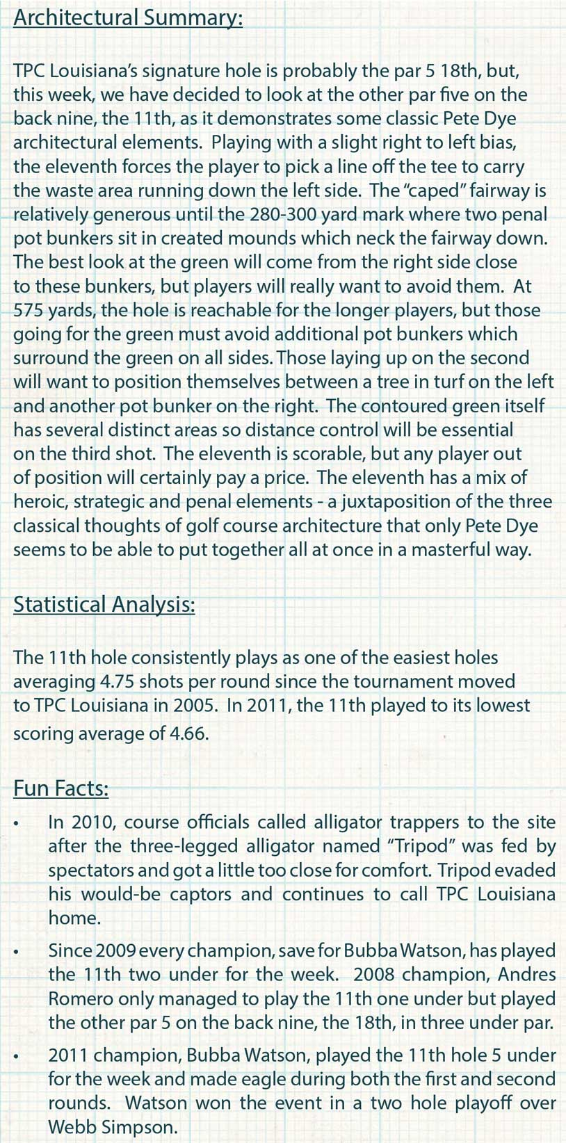 Zurich_Classic_11th_Part1