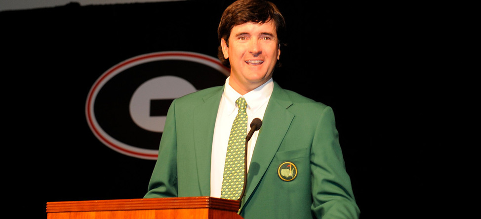 Bubba Watson Treated Like a Star in Return to Georgia Campus