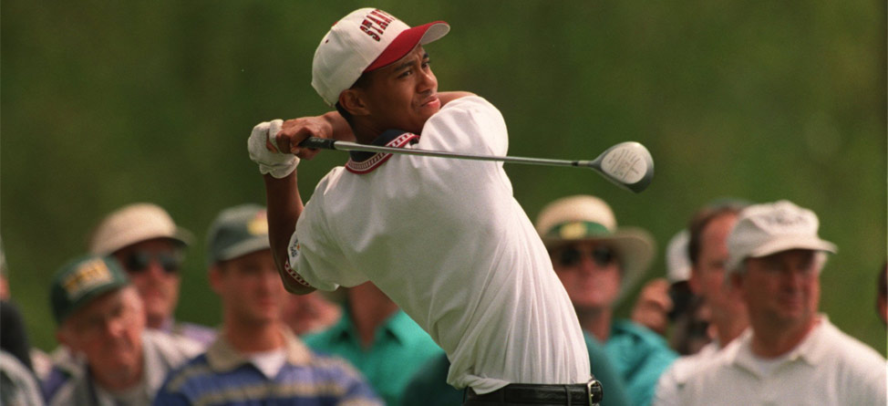 The Last Time Tiger Woods Wasn't In the Masters…