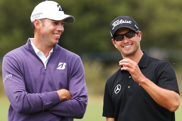 Adam Scott Matt Kuchar 600