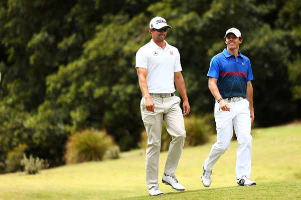 Adam Scott Rory McIlroy 600