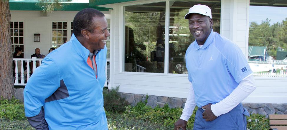 Ahmad Rashad: How Michael Jordan Got Hooked On Golf