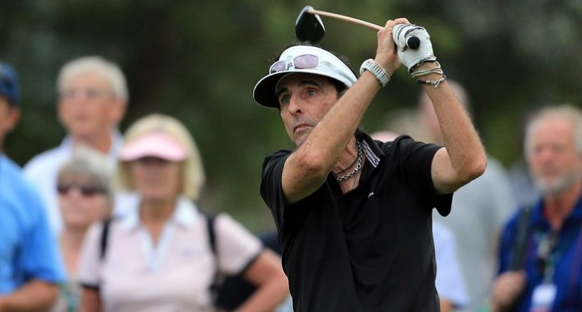 Alice Cooper's Comeback Tale: Replacing Alcohol With Golf