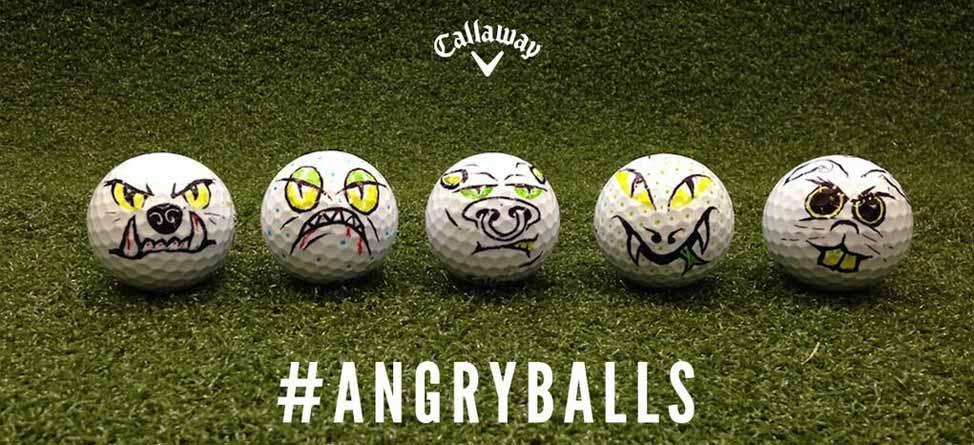 Want Free Balls? Get Angry at Callaway Golf