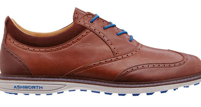 Ashworth Golf Releases Encinitas Footwear Collection